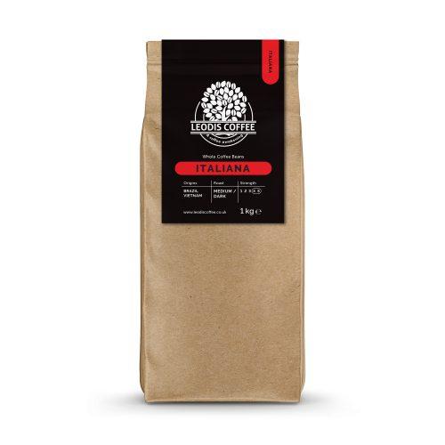 Leodis Coffee Italiana Blend