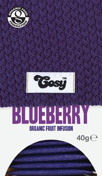 Cosy Organic Blueberry Tea