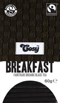 Cosy Organic Earl Grey Tea