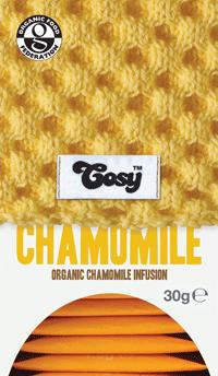 Cosy Organic Chamomile Tea