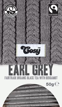Cosy Organic Earl Grey