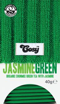 Cosy Organic Jasmin Green