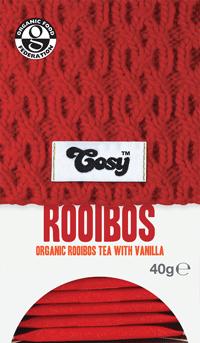 Cosy Organic Rooibos Tea