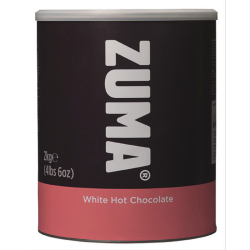 Zuma White Hot Chocolate