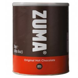 Zuma Original Chocolate Vegan Tin