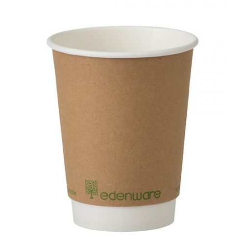 Edenware Biodegradable Double Wall 12oz