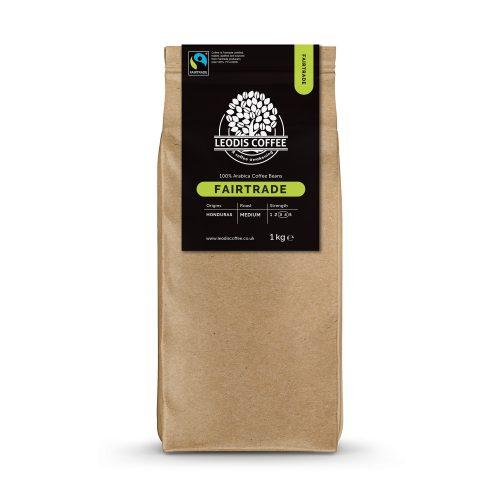 Leodis Coffee Fairtrade Blend