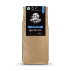 Leodis Coffee - Hondura - Triple Certified Coffee - 100% Arabica - Organic - Fairtrade - Rainforest Alliance